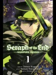 Seraph of the End (11 tomos, serie abierta)