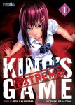 King's Game Extreme (5 tomos, serie completa)