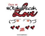 Eres mi #otakufreak Love